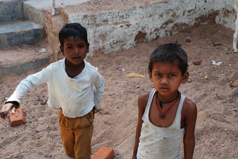 Billeder fra Indien..